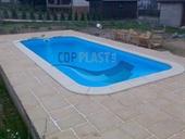 Bazény skimmer