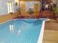 Vnitřní bazény s přelivem