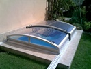 Malý zahradní bazén