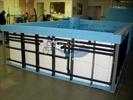 Výroba bazénů v hale